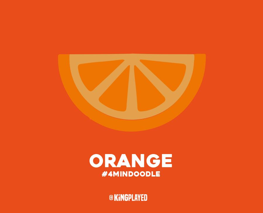 Illustration Orange