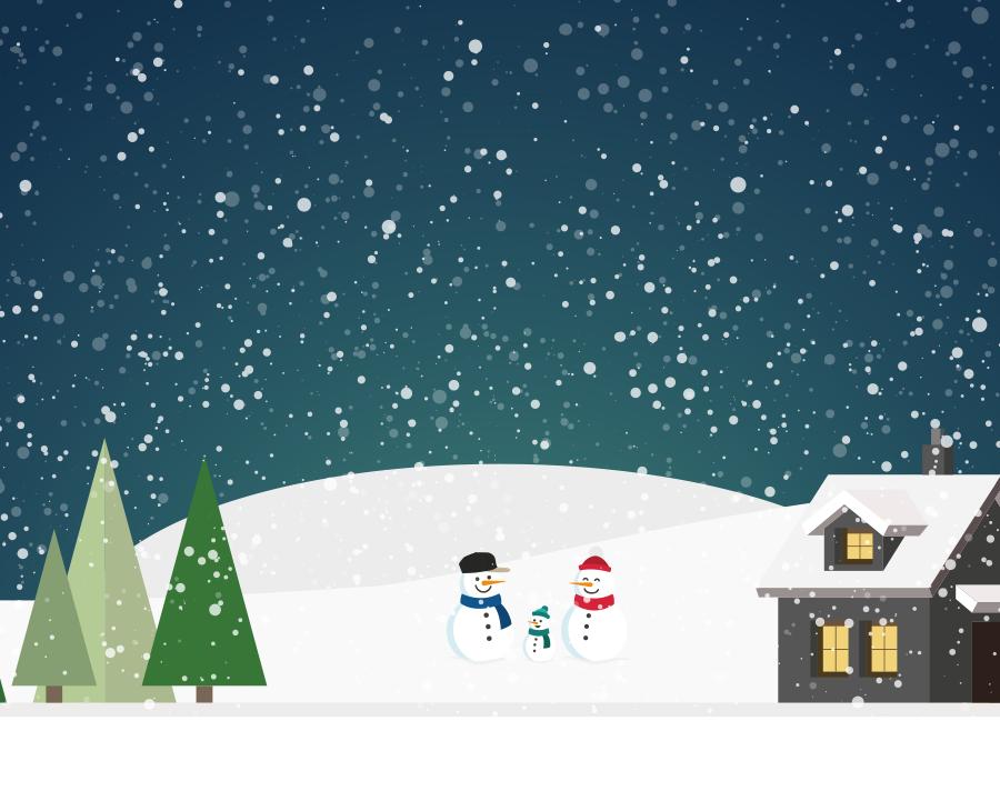 Illustration Weihnachten
