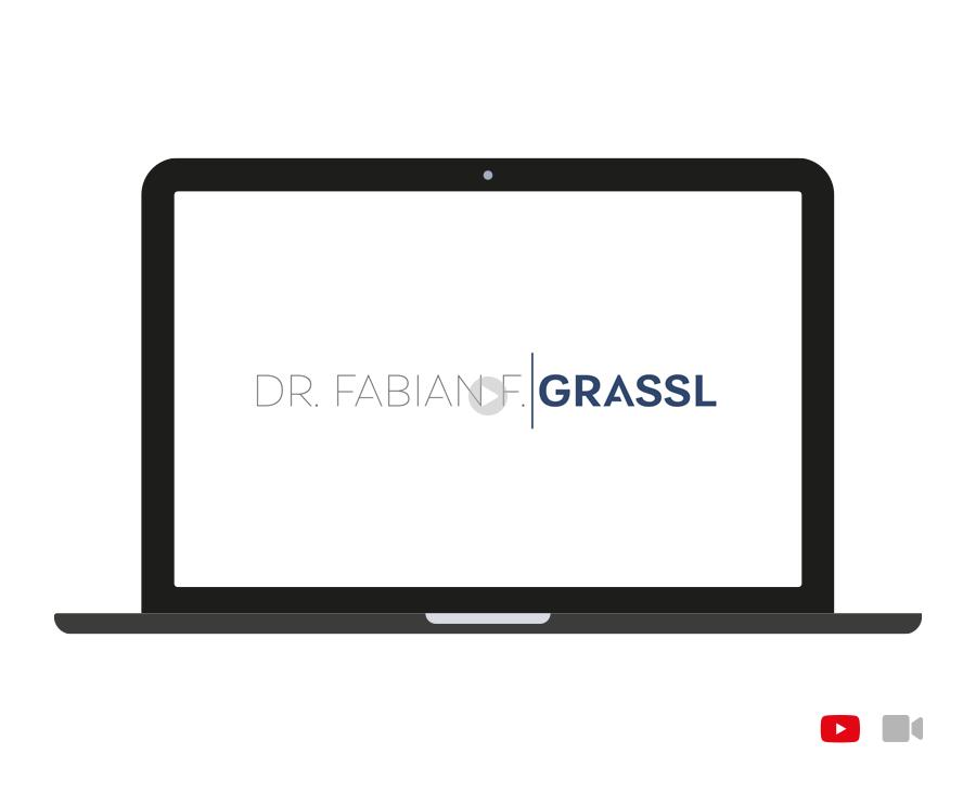 Video Intro Logo Fabian Grassl