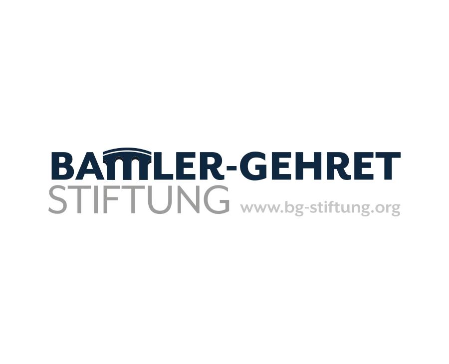 Logo Bamler-Gehret Stiftung