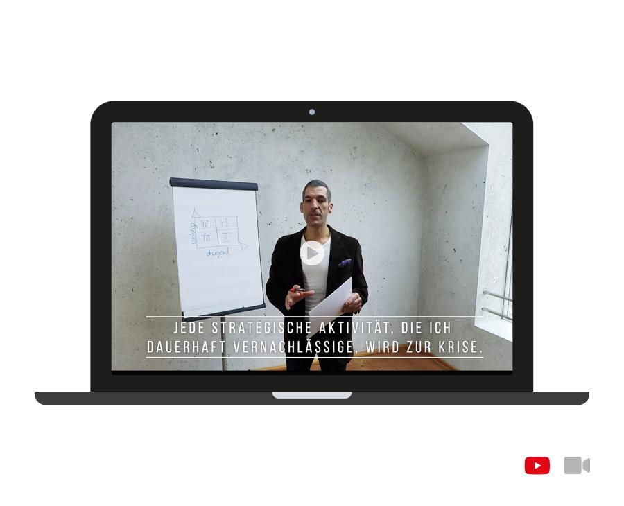 Videoproduktion / Postproduktion Vortragsreihe