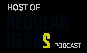 Logo Regular Nerds Host