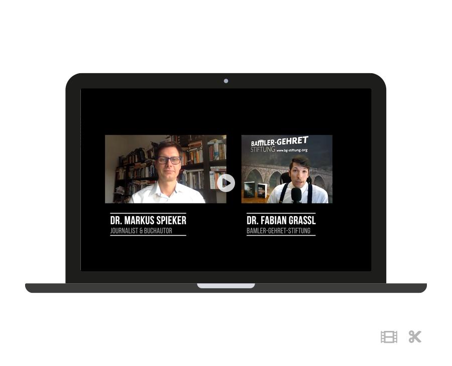 Projekt Videoschnitt Markus Spieker