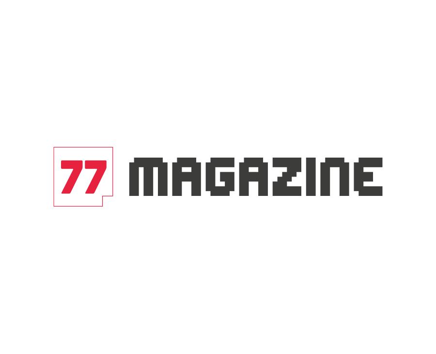 Logo 77-Magazine
